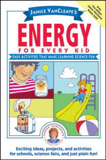 Janice VanCleave's Energy for Every Kid av Janice VanCleave (Heftet)