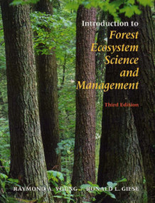 Introduction to Forest Ecosystem Science and Management (Innbundet)