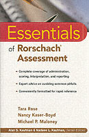 Essentials of Rorschach Assessment av Tara Rose, Nancy Boyd, Michael P. Maloney og Nancy Kaser-Boyd (Heftet)