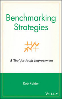 Benchmarking Strategies av Rob Reider (Innbundet)
