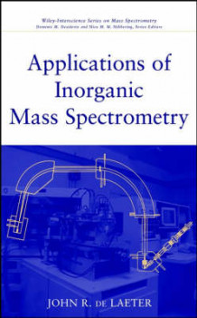 Applications of Inorganic Mass Spectrometry av John R.de Laeter (Innbundet)