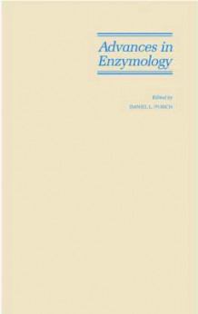 Advances in Enzymology: And Related Areas of Molecular Biology: Mechanisms in Enzyme Action v.74, Pt. B (Innbundet)