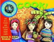 Kids Around the World Cook av Arlette N. Braman (Heftet)