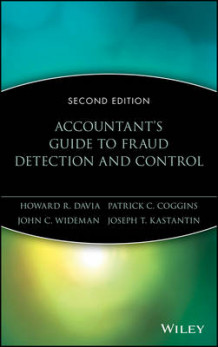 Accountant's Guide to Fraud Detection and Control av Howard R. Davia, Patrick C. Coggins, John C. Wideman og Joseph T. Kastantin (Innbundet)