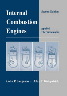 Internal Combustion Engines: Applied Thermosciences, 2nd Edition av Colin R. Ferguson (Innbundet)