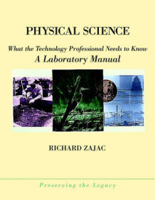 Integrated Chemistry and Physics: Lab Manual av Richard Zajac (Heftet)