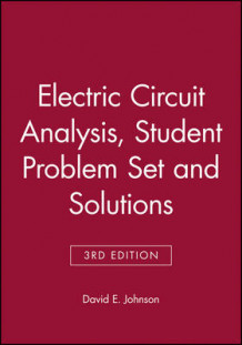 Electric Circuit Analysis av D.E. Johnson, Johnny R. Johnson, John L. Hilburn og Peter D. Scott (Heftet)