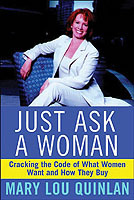Just Ask a Woman av Mary Lou Quinlan (Innbundet)