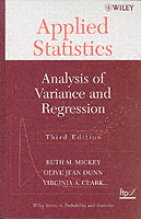 Applied Statistics av Ruth M. Mickey, Olive Jean Dunn og Virginia A. Clark (Innbundet)