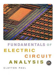 Fundamentals of Electric Circuit Analysis av Clayton R. Paul (Heftet)