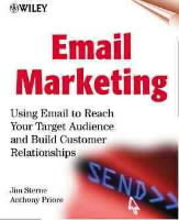 Email marketing av Jim Sterne og Anthony Priore (Heftet)