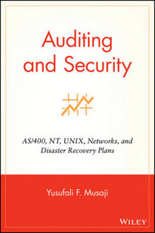 Auditing and Security av Yusufali F. Musaji (Innbundet)