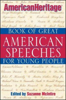 American Heritage Book of Great American Speeches for Young People (Heftet)