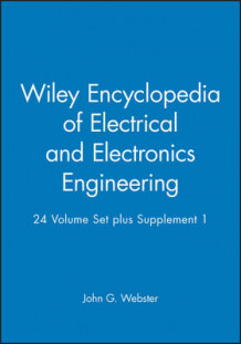 Encyclopedia of Electrical and Electronics Engineering: WITH Supplement 1 (Innbundet)