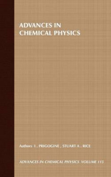 Advances in Chemical Physics: v. 115 av Ilya Prigogine (Innbundet)