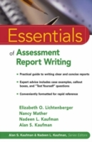 Essentials of Assessment Report Writing av Elizabeth O. Lichtenberger, Nancy Mather, Nadeen L. Kaufman og Alan S. Kaufman (Heftet)