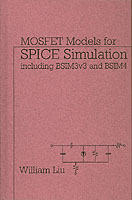 MOSFET Models for SPICE Simulation av William Liu (Innbundet)