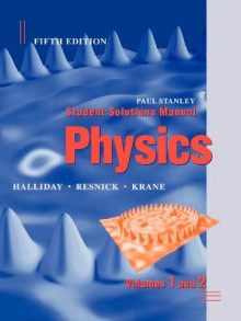 Physics av Robert Resnick, David Halliday og Kenneth S. Krane (Heftet)