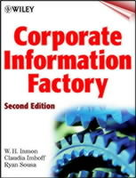 Corporate Information Factory av William H. Inmon, Claudia Imhoff og Ryan Sousa (Heftet)