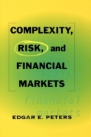 Complexity, Risk, and Financial Markets av Edgar E. Peters (Heftet)