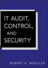 Omslag - IT Audit, Control and Security