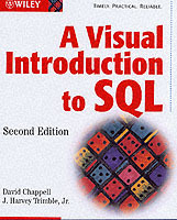 A Visual Introduction to SQL av David Chappell og J.Harvey Trimble (Heftet)