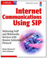 Internet Communications Using SIP av Henry Sinnreich og Alan B. Johnston (Innbundet)