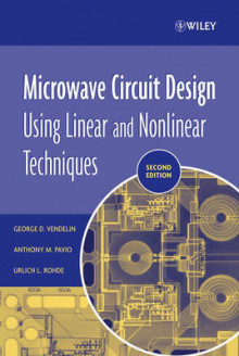 Microwave Circuit Design Using Linear and Nonlinear Techniques av George D. Vendelin, Anthony M. Pavio og Ulrich L. Rohde (Innbundet)