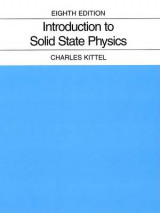 Omslag - Introduction to Solid State Physics