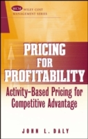 Omslag - Pricing for Profitability