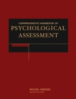 Comprehensive Handbook of Psychological Assessment (Innbundet)