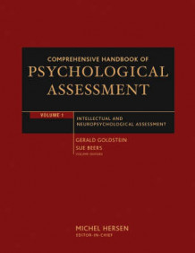 Comprehensive Handbook of Psychological Assessment Volume 1 (Innbundet)