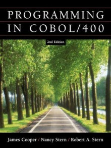 Structured COBOL Programming for the AS/400 av James Cooper, Nancy B. Stern og Robert A. Stern (Heftet)