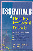 Essentials of Licensing Intellectual Property av Paul J. Lerner og Alexander I. Poltorak (Heftet)