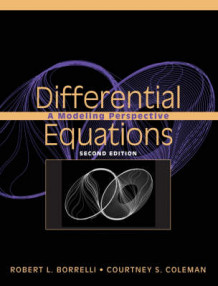 Differential Equations av Robert L. Borrelli og Courtney S. Coleman (Innbundet)