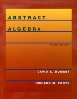 Abstract Algebra 3E av David S. Dummit og Richard M. Foote (Innbundet)
