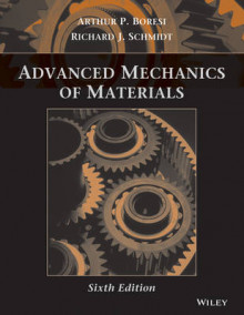 Advanced Mechanics of Materials av Arthur P. Boresi og Richard J. Schmidt (Innbundet)