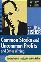 Omslag - Common Stocks and Uncommon Profits and Other Writings