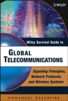 Wiley Survival Guide in Global Telecommunications av Emmanuel Desurvire (Innbundet)