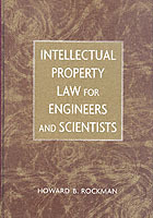 Intellectual Property Law for Engineers and Scientists av H. B. Rockman (Innbundet)