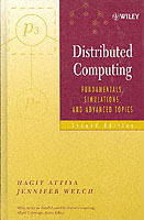 Distributed Computing av Hagit Attiya og Jennifer Welch (Innbundet)