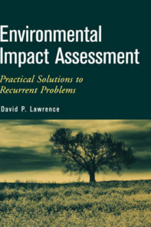 Environmental Impact Assessment: Practical Solutions to Recurrent Problems av David P. Lawrence (Innbundet)