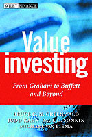 Value Investing av Bruce C. N. Greenwald, J. Kahn, Paul D. Sonkin og Michael van Biema (Heftet)