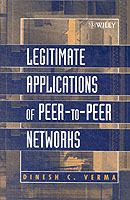 Legitimate Applications of Peer to Peer Networks av Dinesh C. Verma (Innbundet)