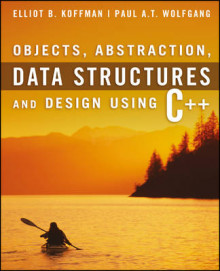 Objects, Abstraction, Data Structures and Design av Elliot B. Koffman og Paul A. T. Wolfgang (Heftet)