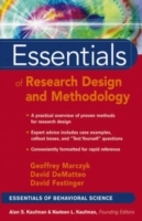 Essentials of Research Design and Methodology av Geoffrey R. Marczyk, David DeMatteo og David Festinger (Heftet)