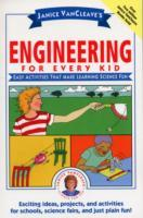 Janice VanCleave's Engineering for Every Kid av Janice VanCleave (Heftet)