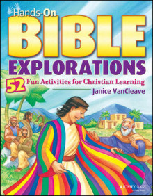 Hands-On Bible Explorations av Janice VanCleave (Heftet)