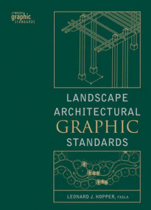 Landscape Architectural Graphic Standards av Leonard J. Hopper (Innbundet)