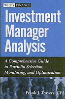 Investment Manager Analysis av Frank J. Travers (Innbundet)